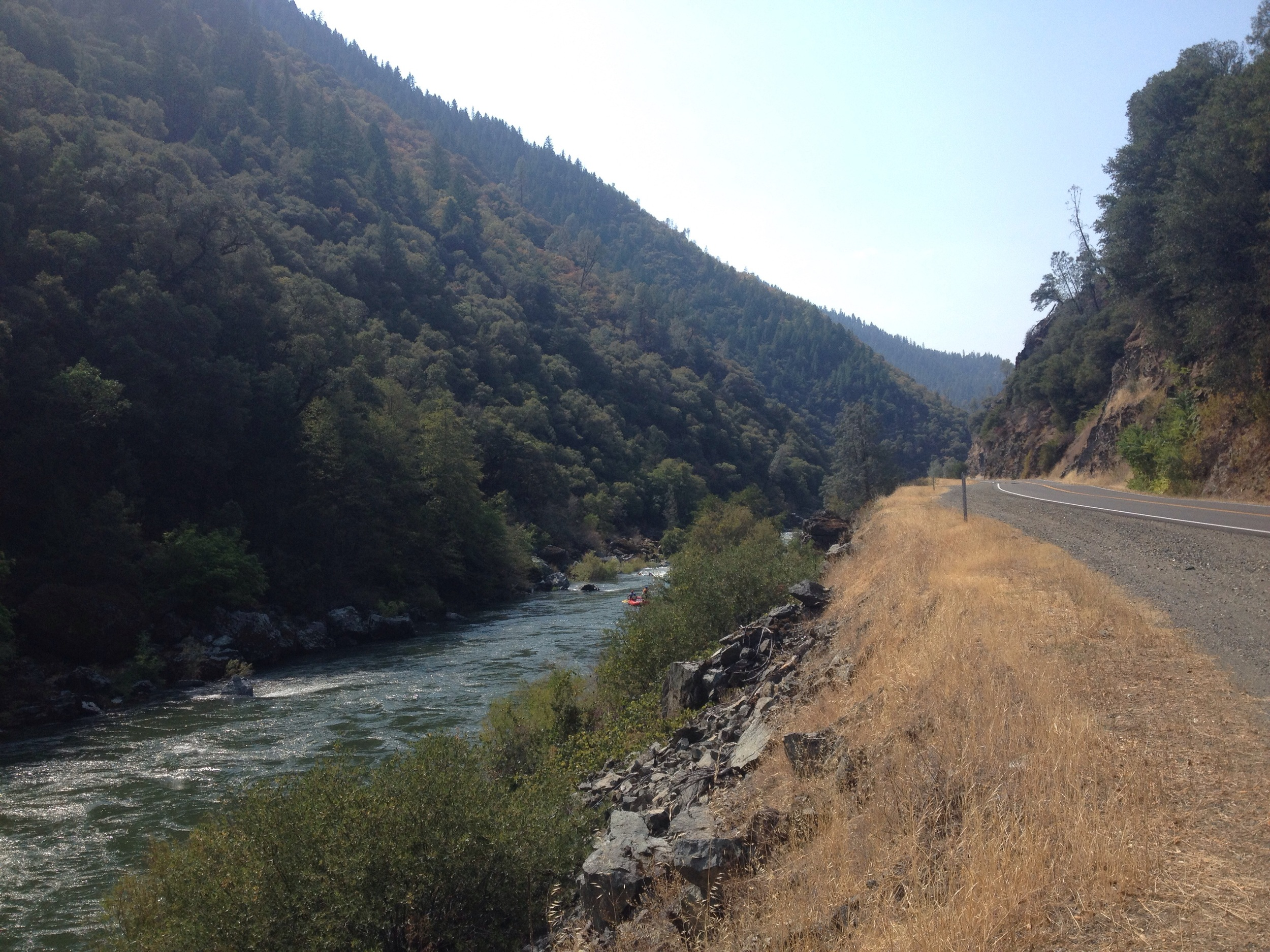 Day Two: Trinity River