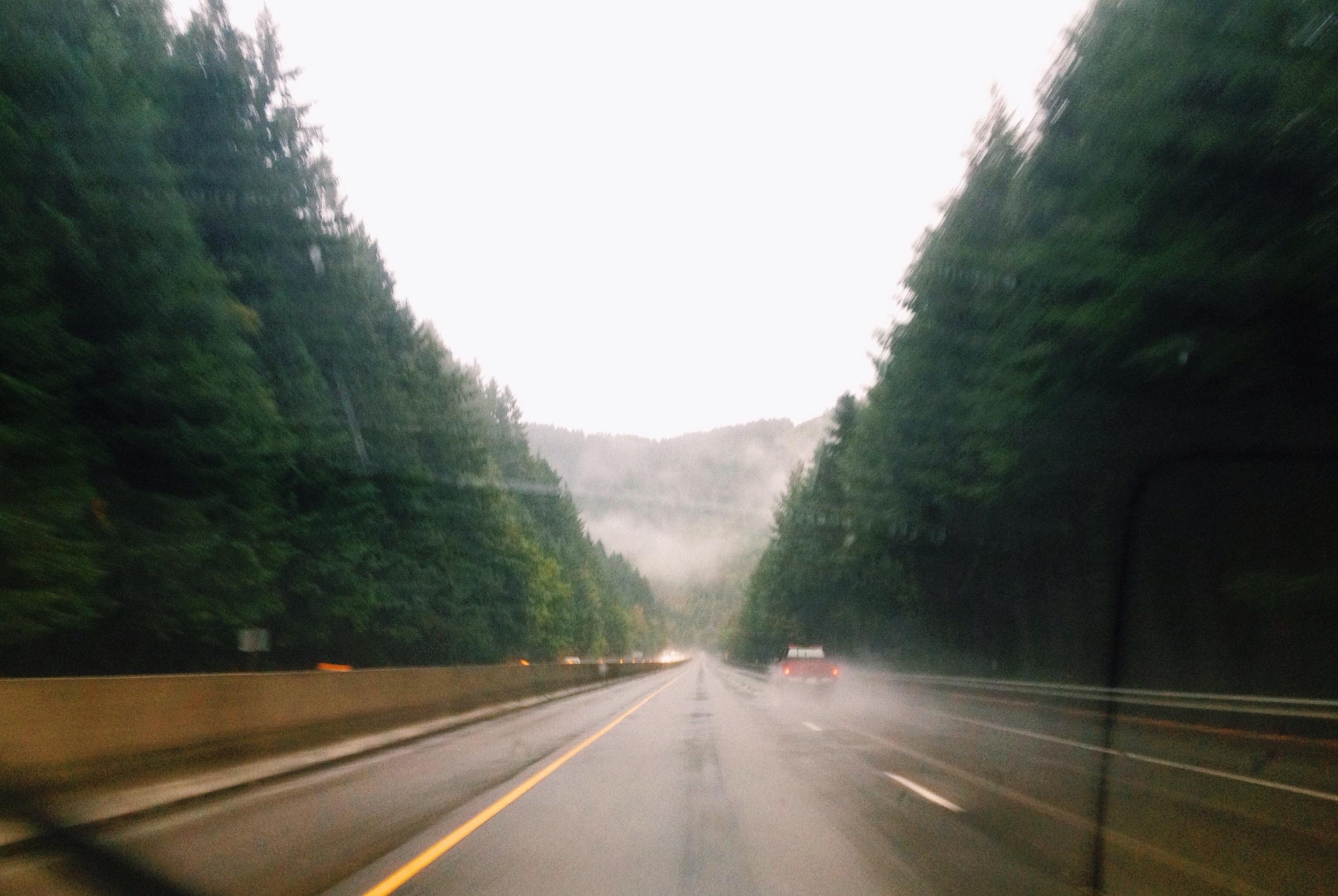 7 am in Oregon