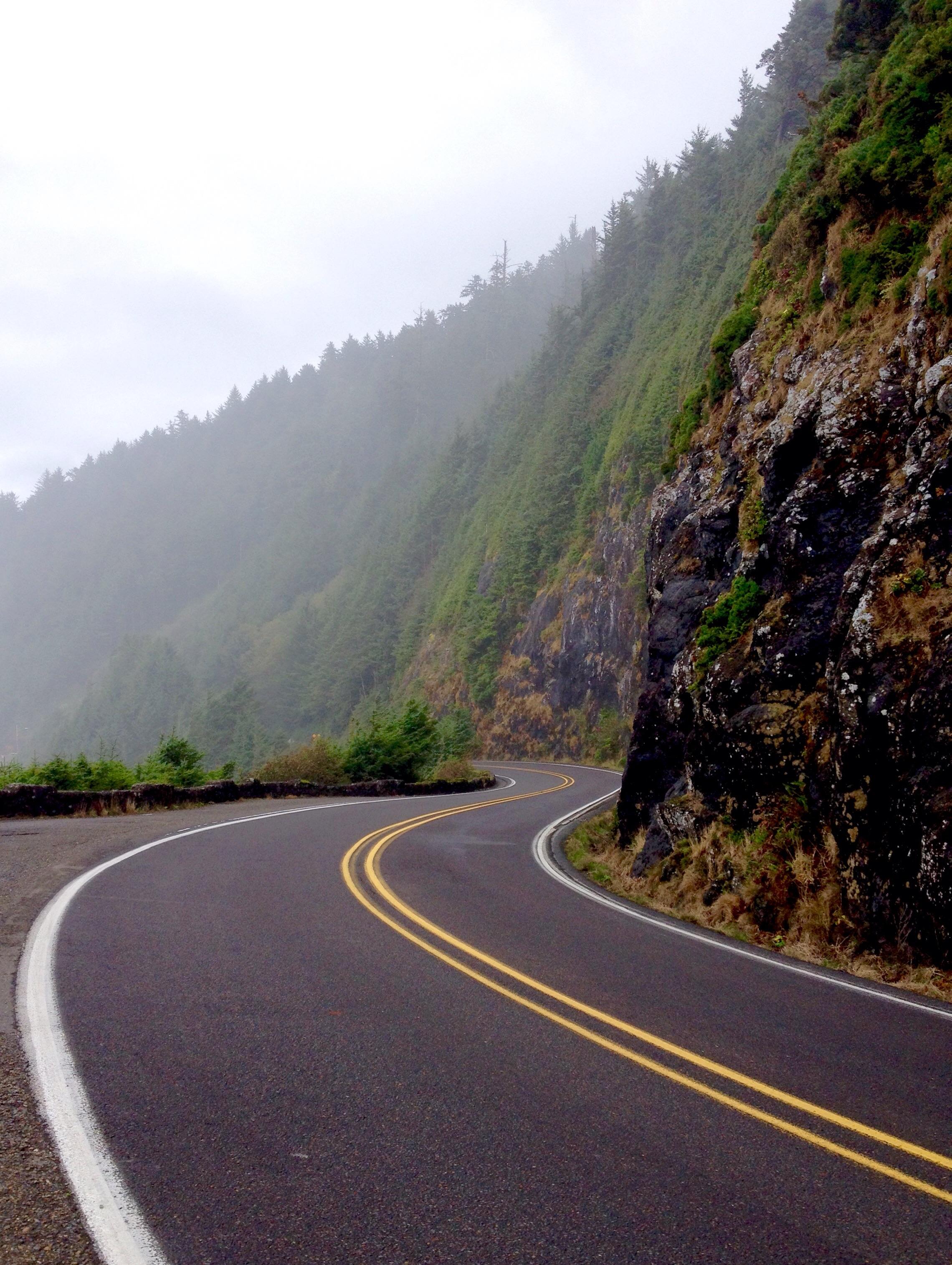 Oregon Coastal Drive