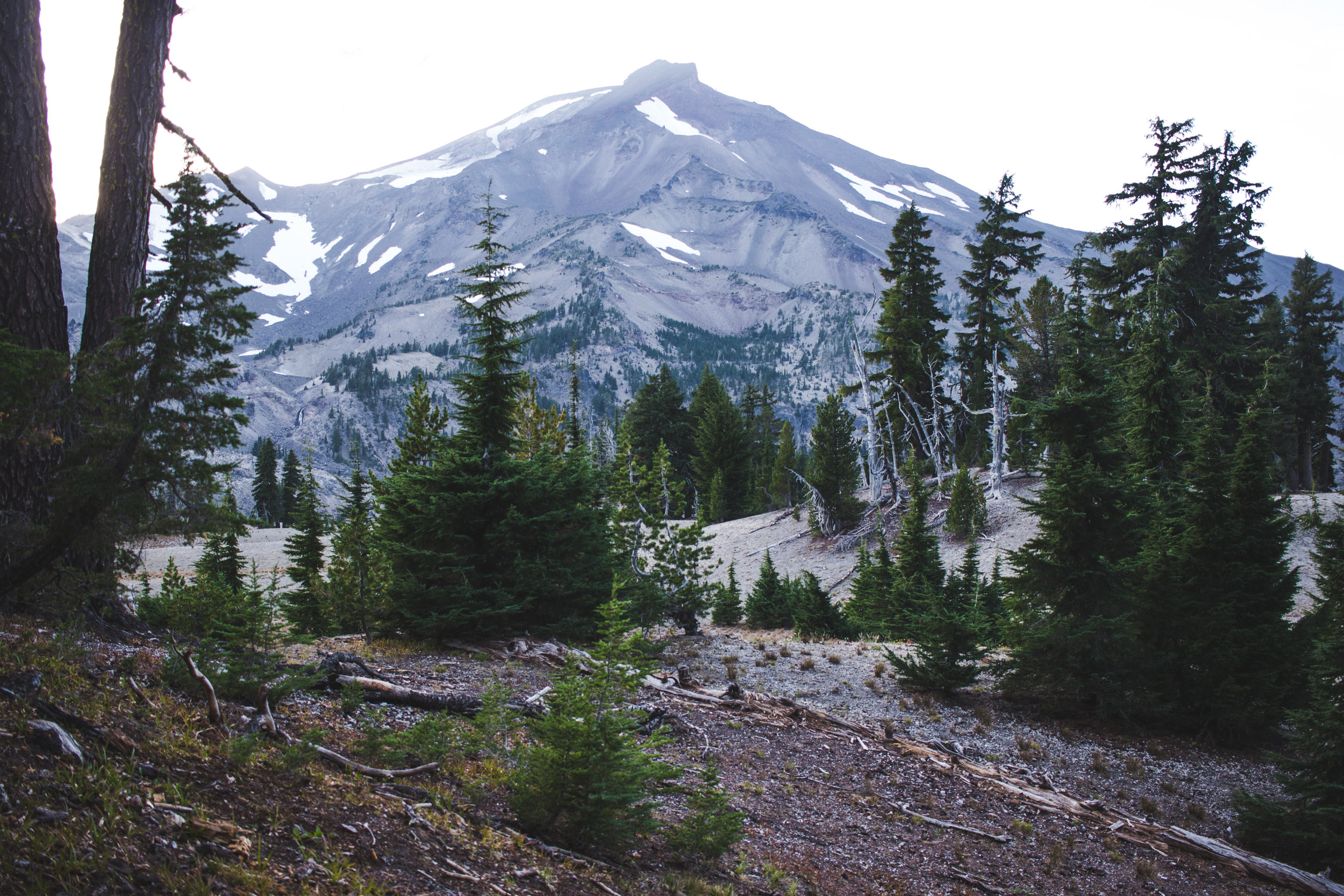 BACKPACKS AND SOUTH SISTER: PART ONE