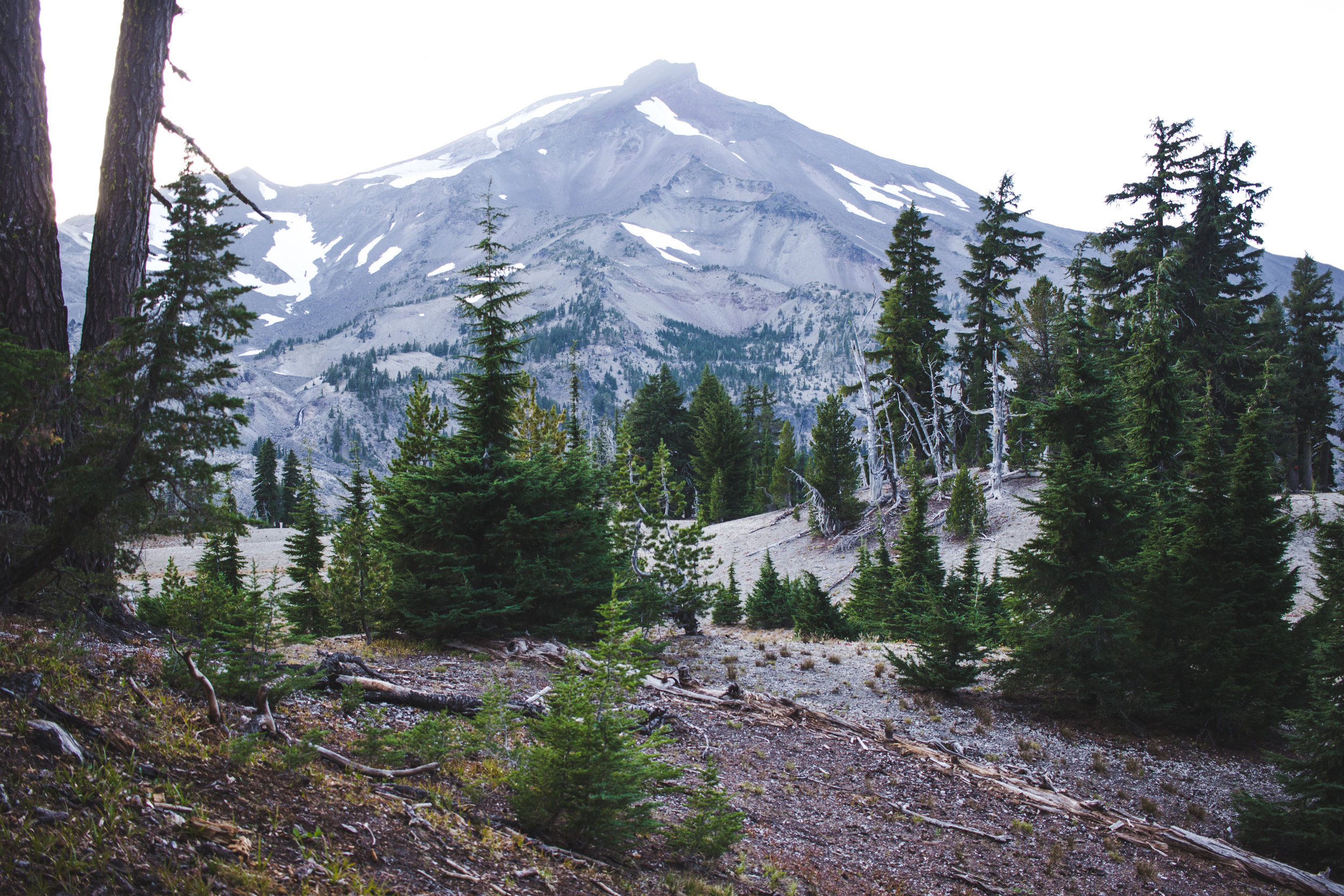 BACKPACKS AND SOUTH SISTER: PART TWO