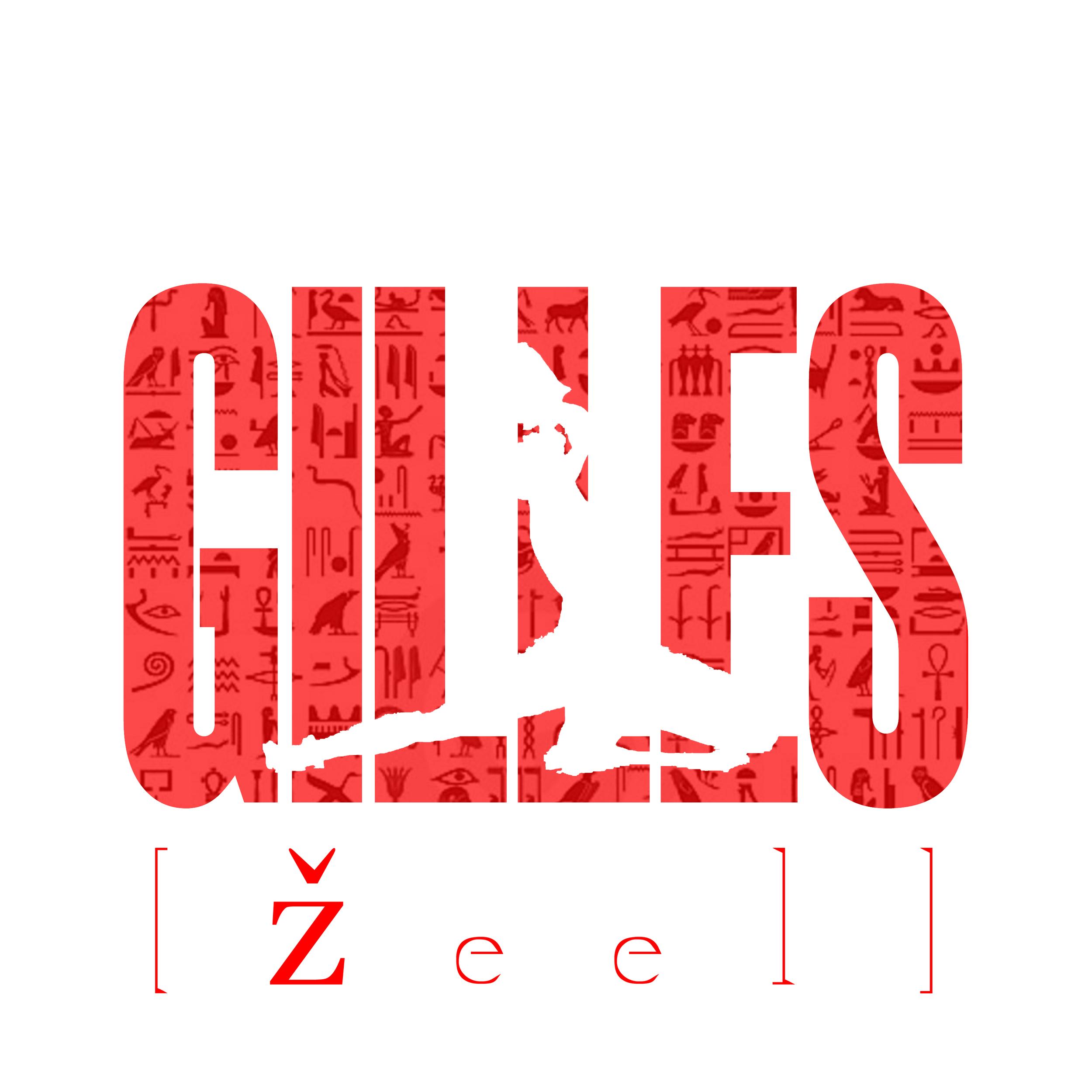 GILLES DESIGNS OFFICIAL LOGO