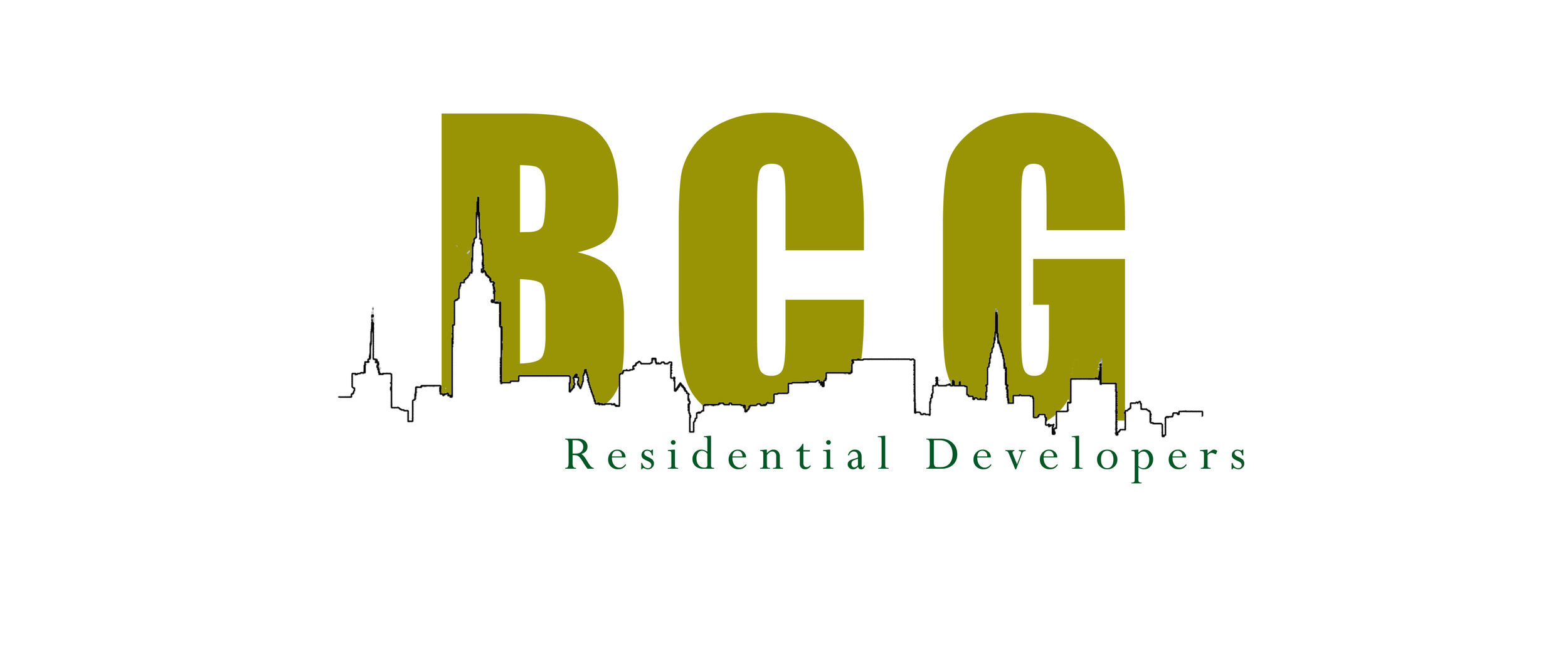 B.C.G. RESIDENTIAL DEVELOPERS LOGO