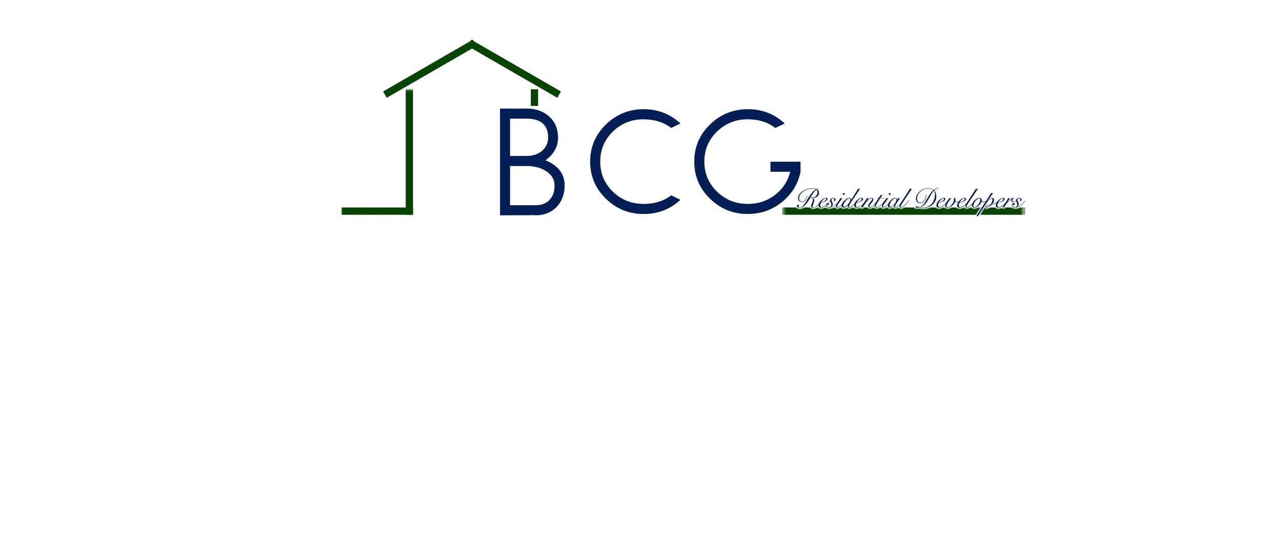 B.C.G. RESIDENTIAL DEVELOPERS LOGO [ALTERNATIVE]