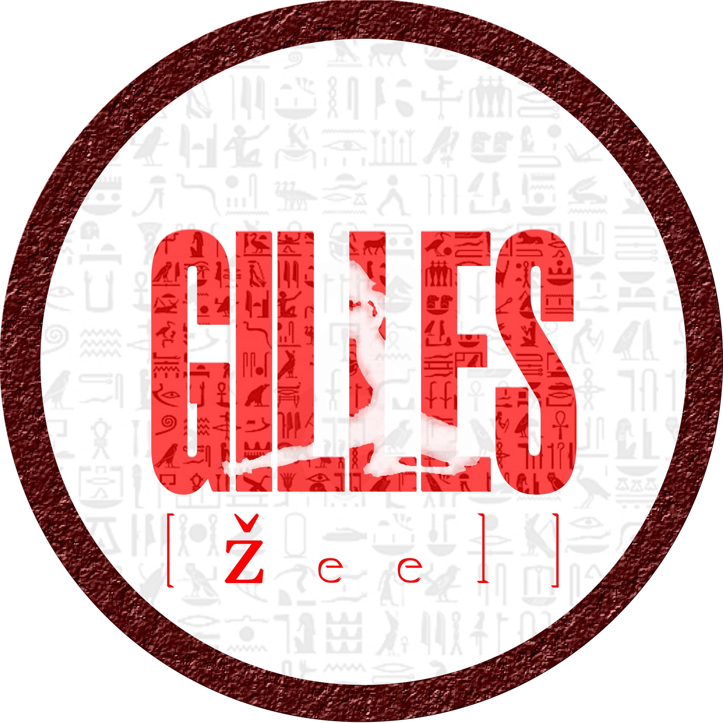 Gilles Designs Official Logo [Circle]