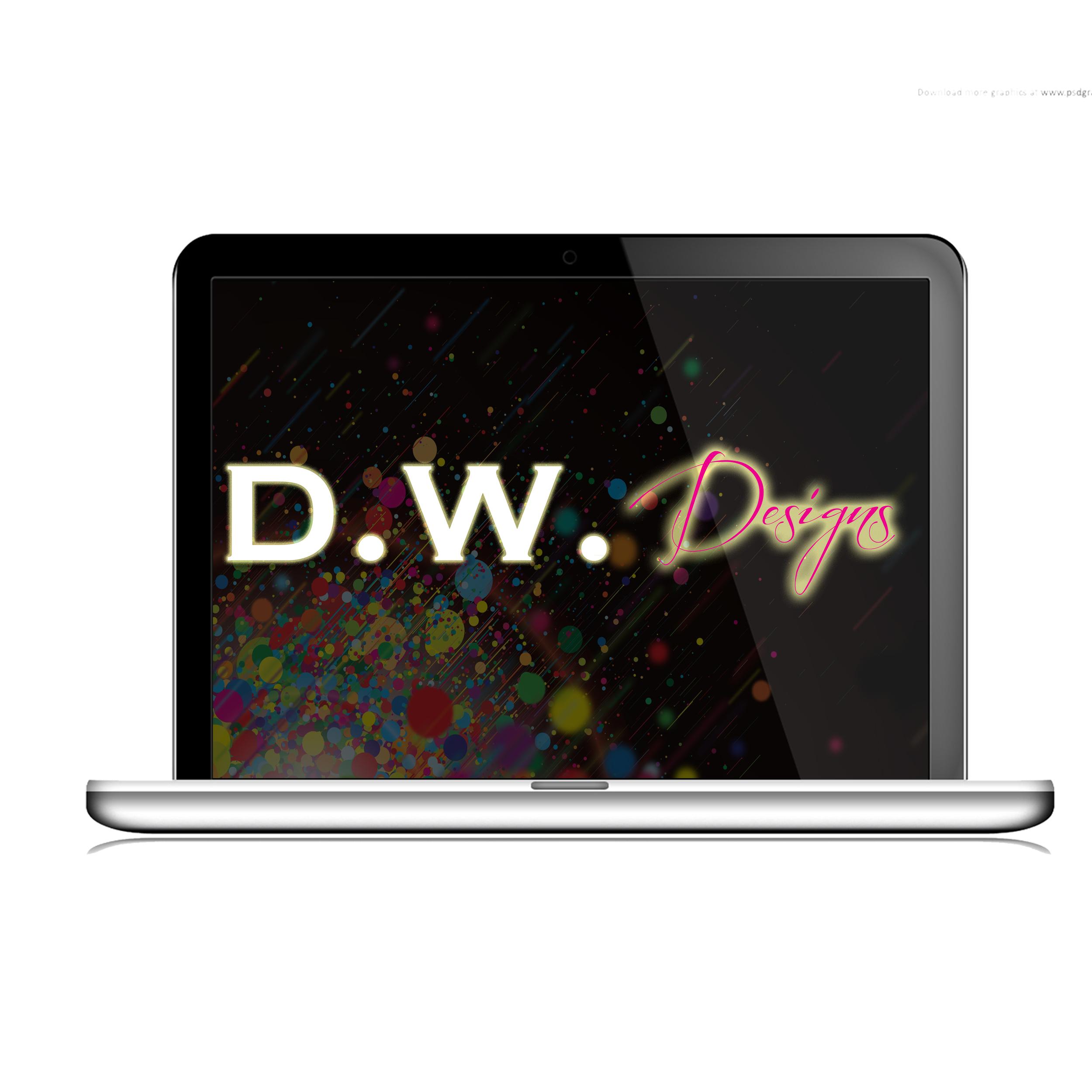 """""""D.W. Designs"""" Web Design Company"""