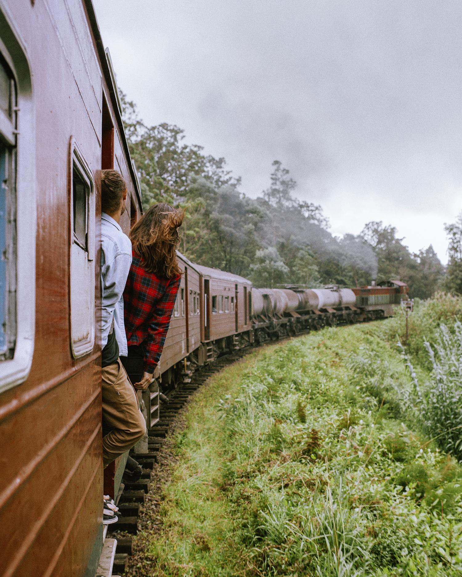 Train to Ella