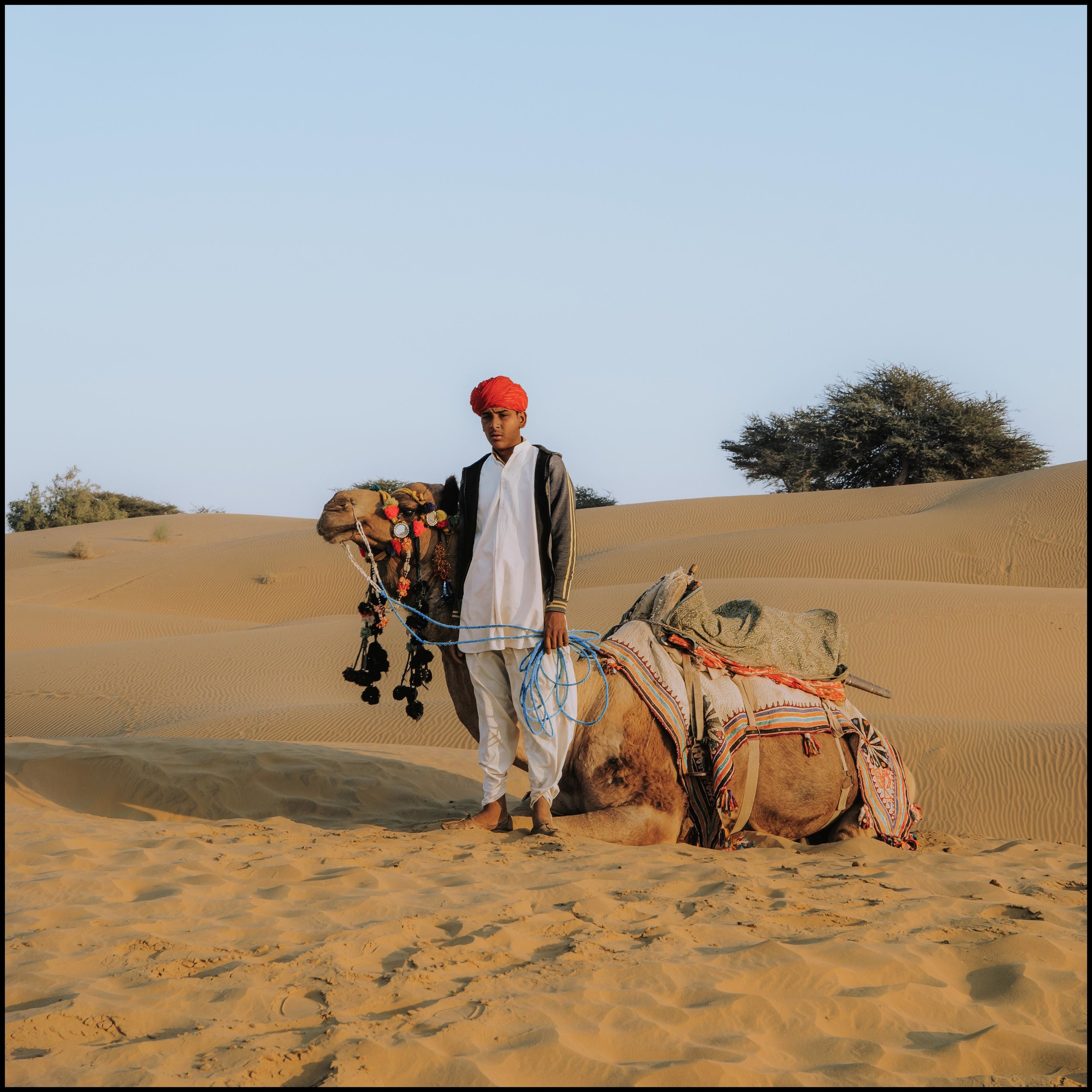 Camel Boy