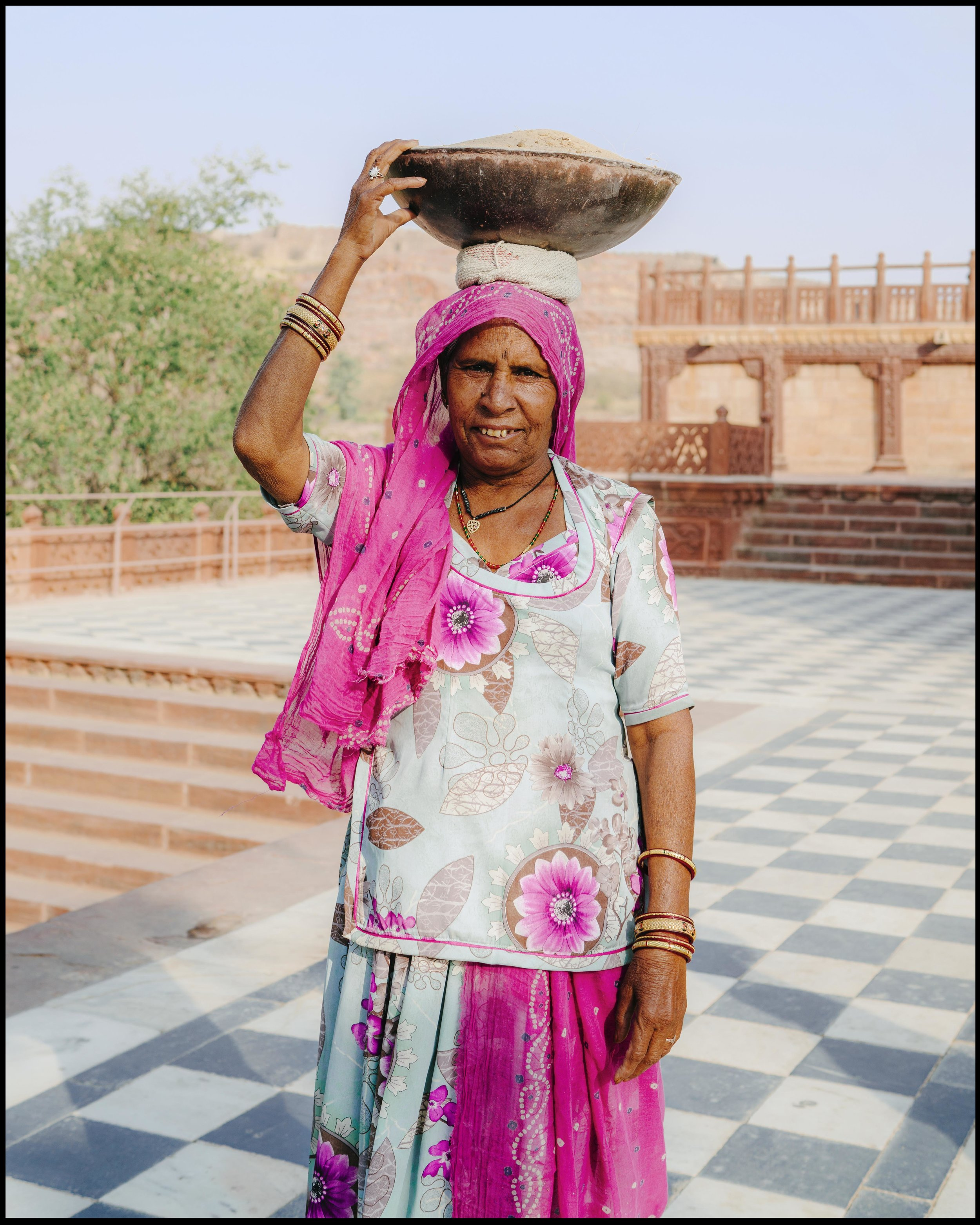 Woman in Jodhpur