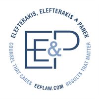 The Elefterakis team took care of everything.