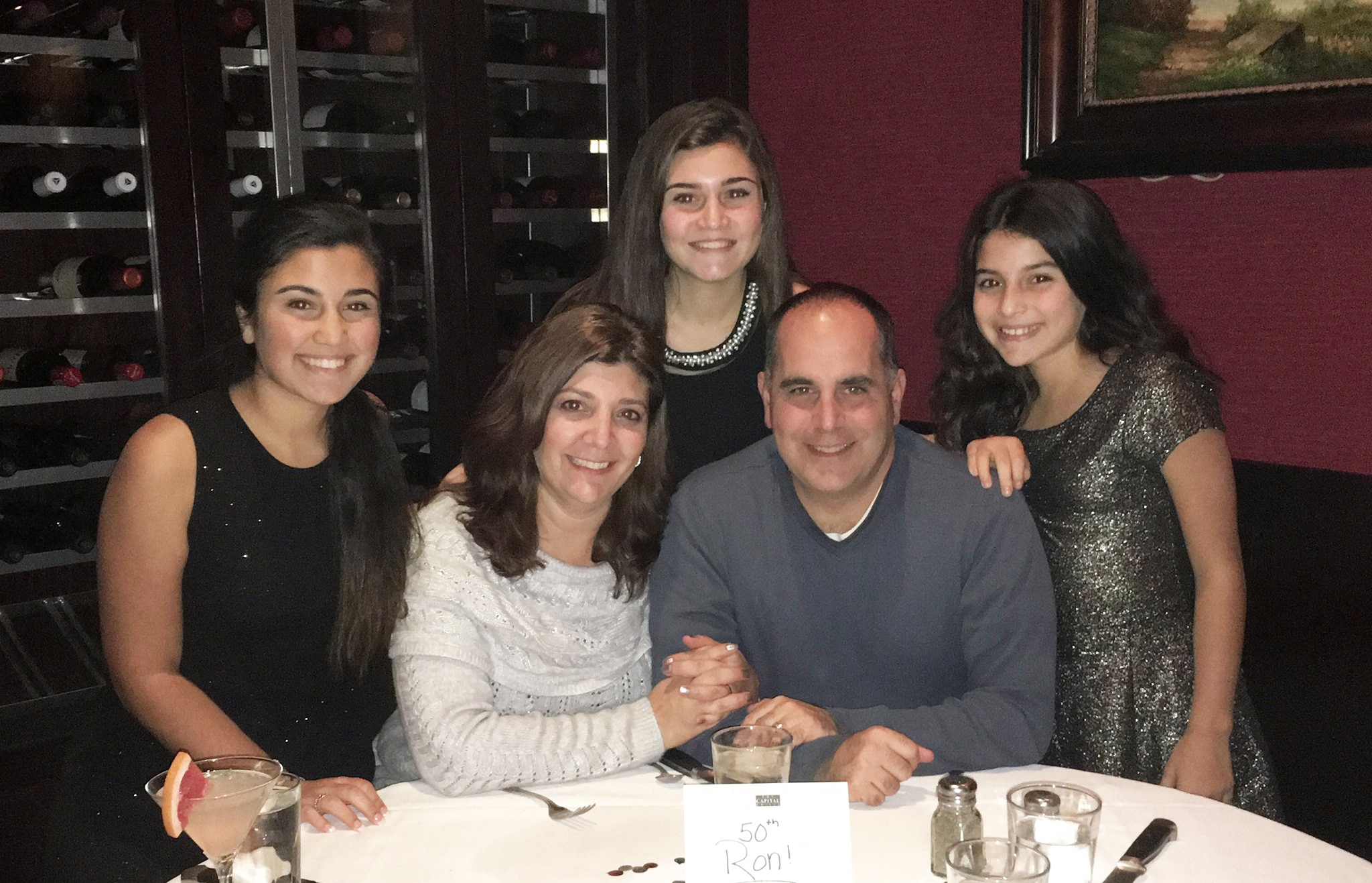 The D'Amato Family