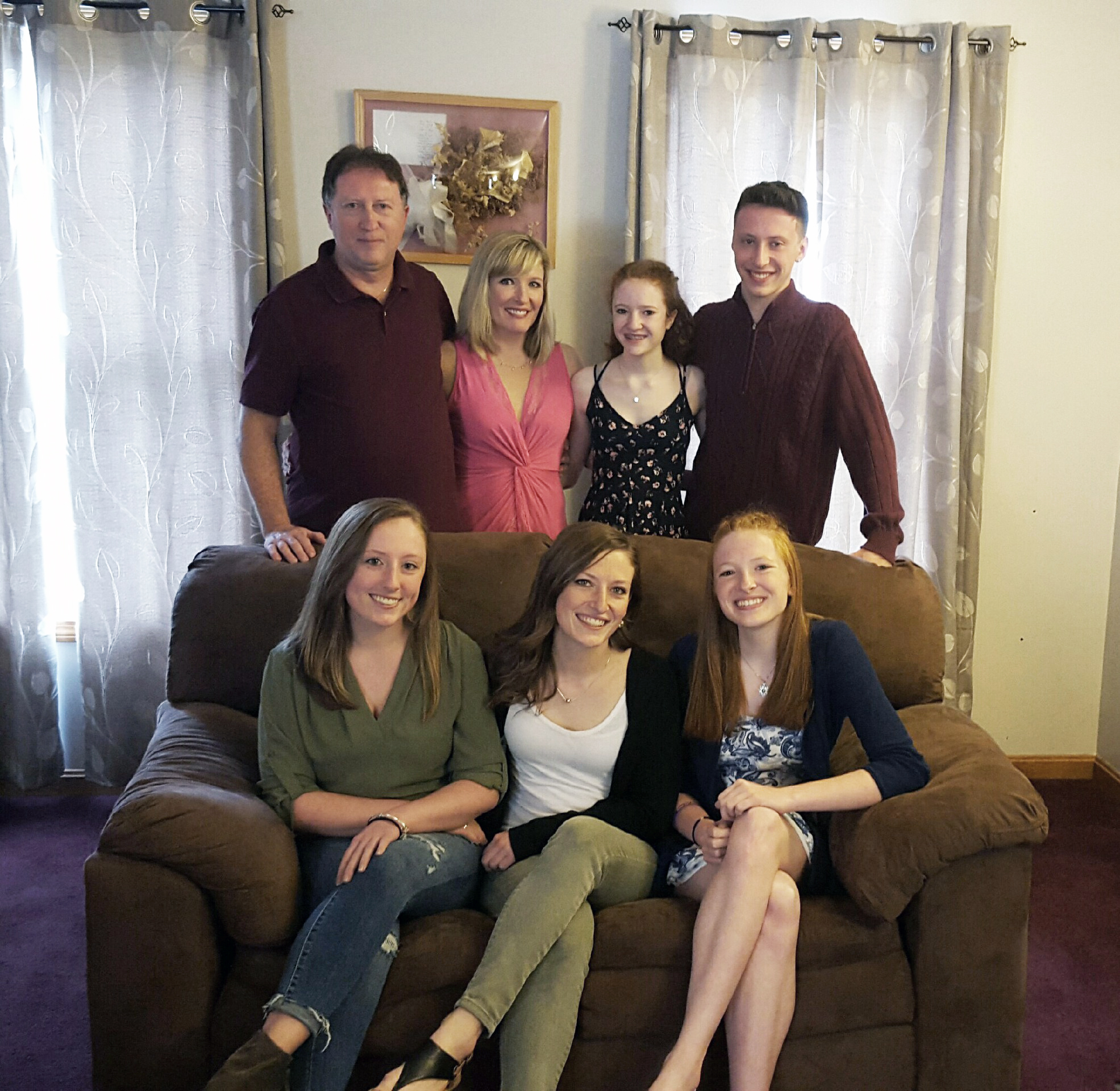 The Currie Family