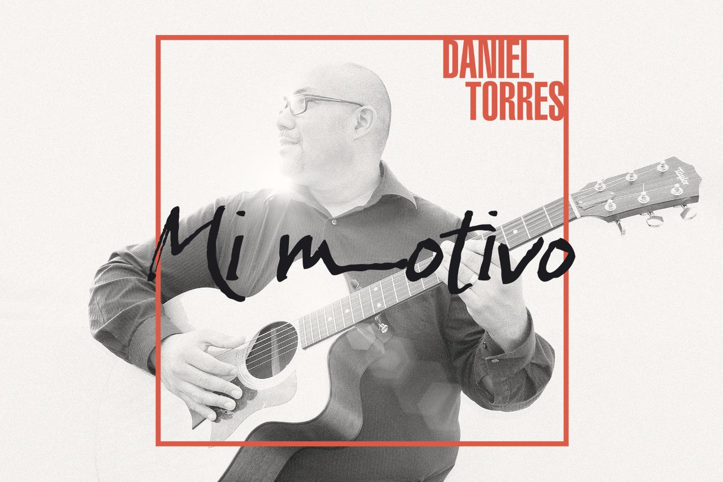 Daniel Torres Musician  - Master Graphic