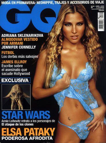 Elsa Pataky, GQ Magazine [Spain] (April 2002.jpg