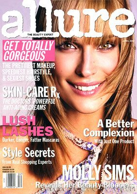 Molly Sims, Michael Thompson, Allure April 2003.jpg