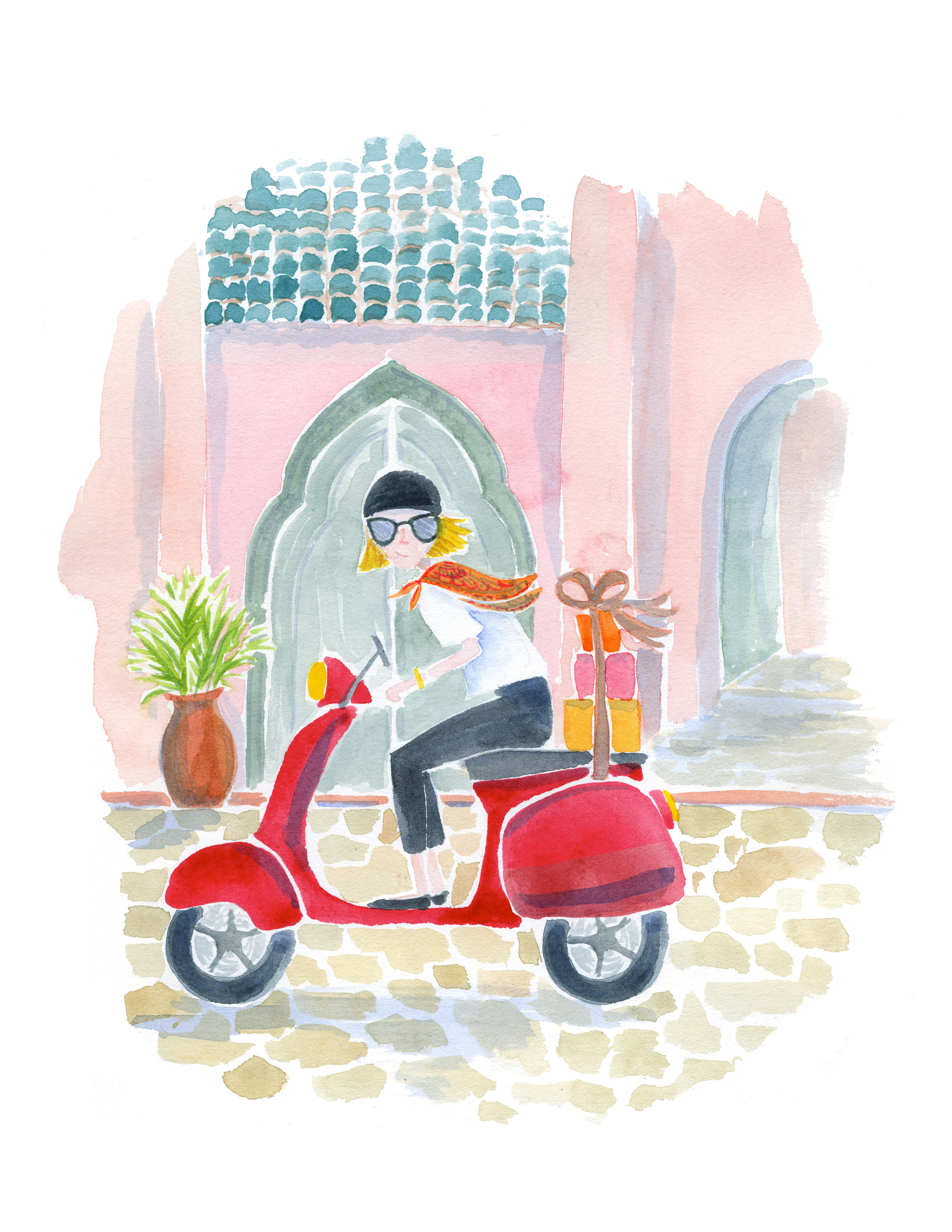 The Frances Flair Illustrations - Morocco.jpg