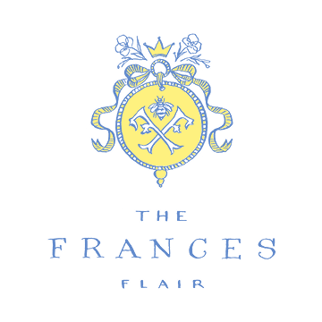 The Frances Flair Logo - 2 color - 72 DPI.png