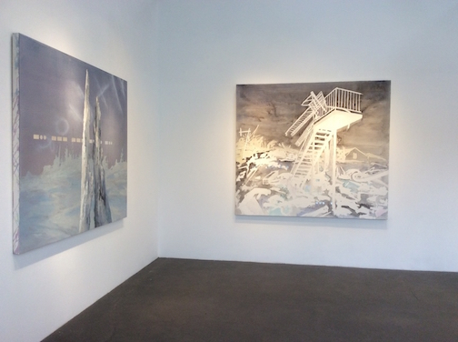 Claudia Parducci Installation View