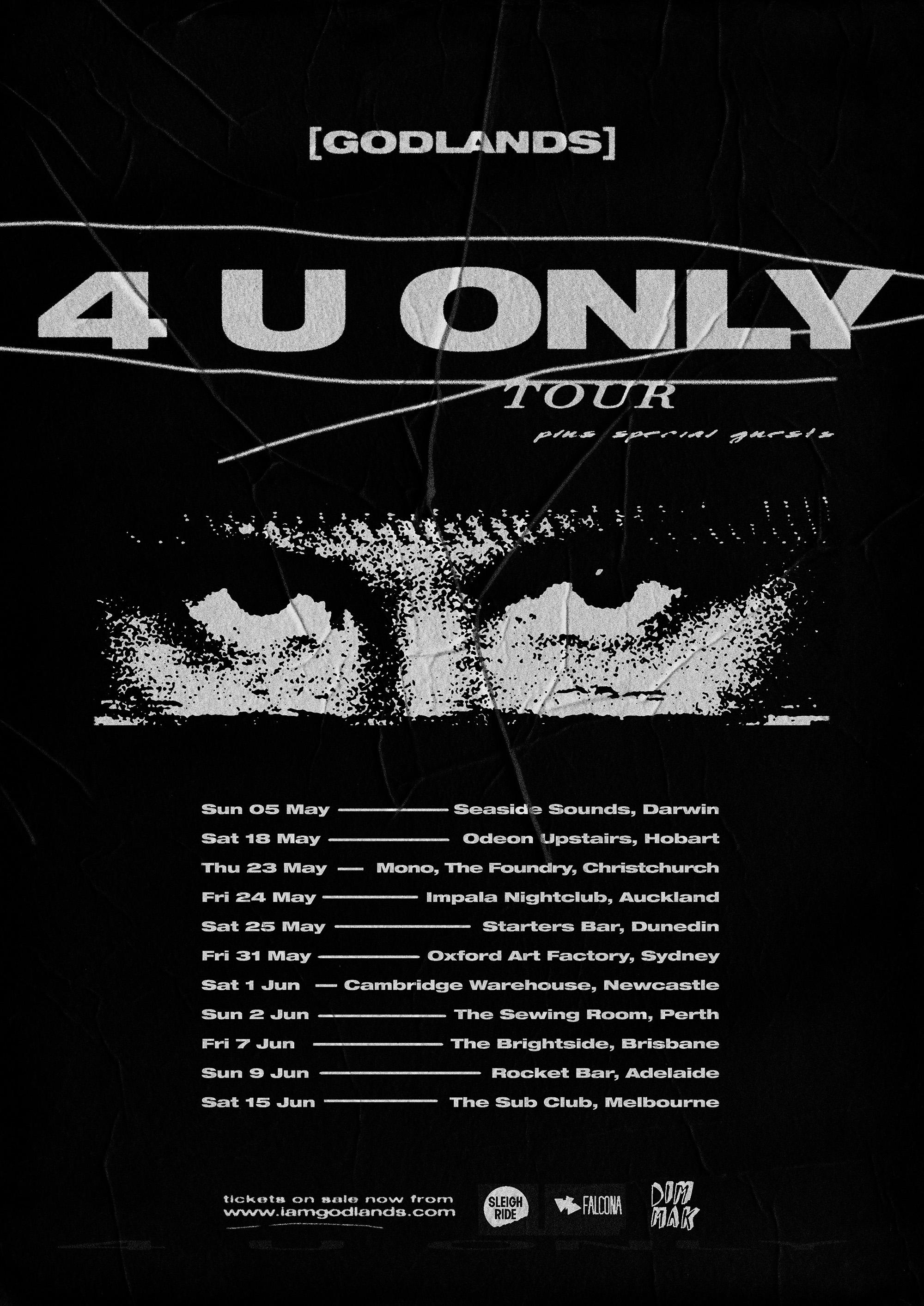 Copy of GODLANDS 4 U ONLY POSTER TOUR BLACK WEB.jpg