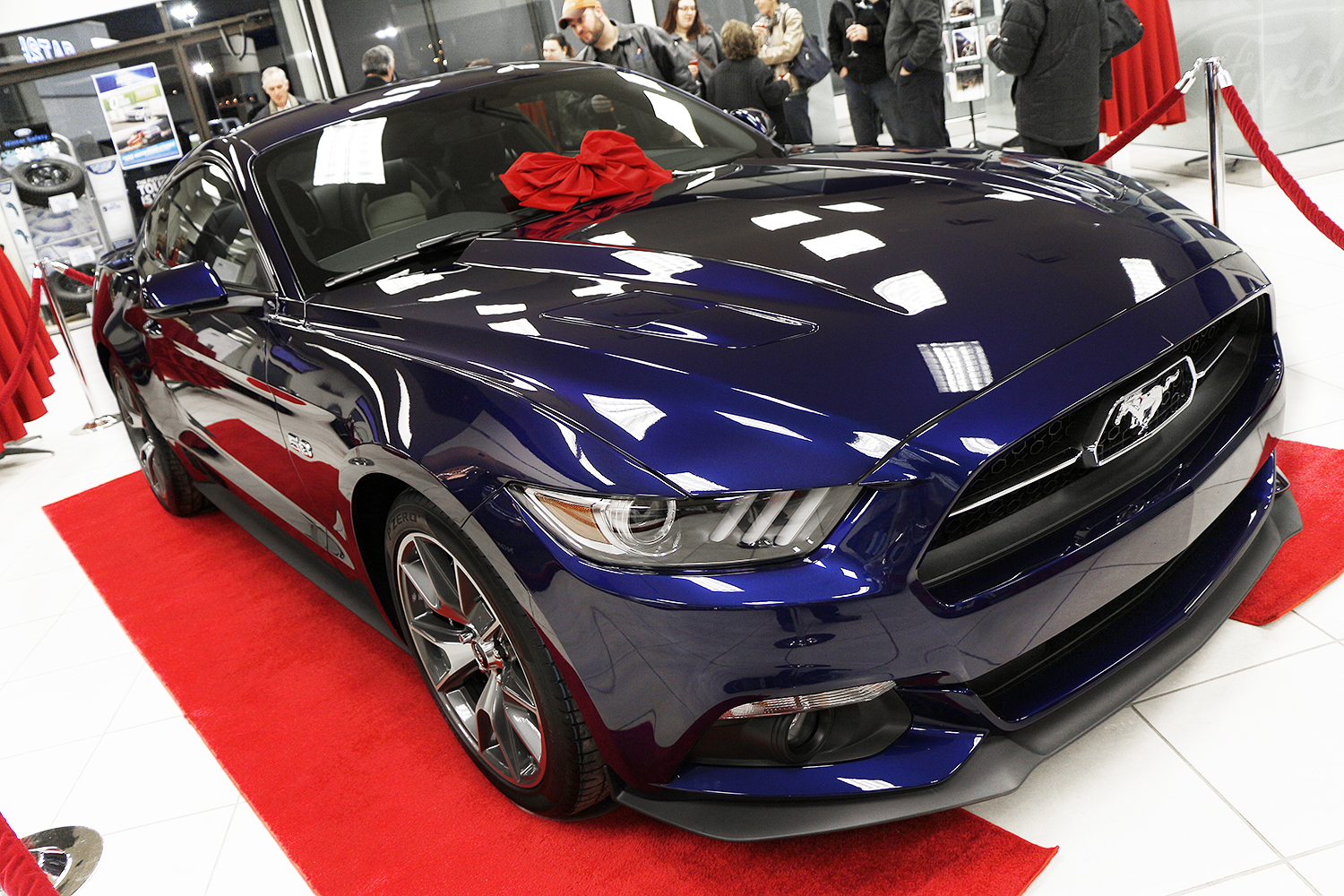 50th Anniversary Mustang GT