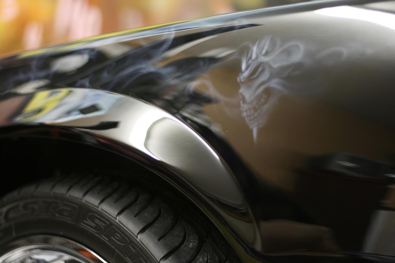 """Chevrolet Z28 Camaro """"Killroy"""""""