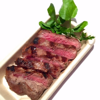 Grilled All Natural Dry Aged Steak