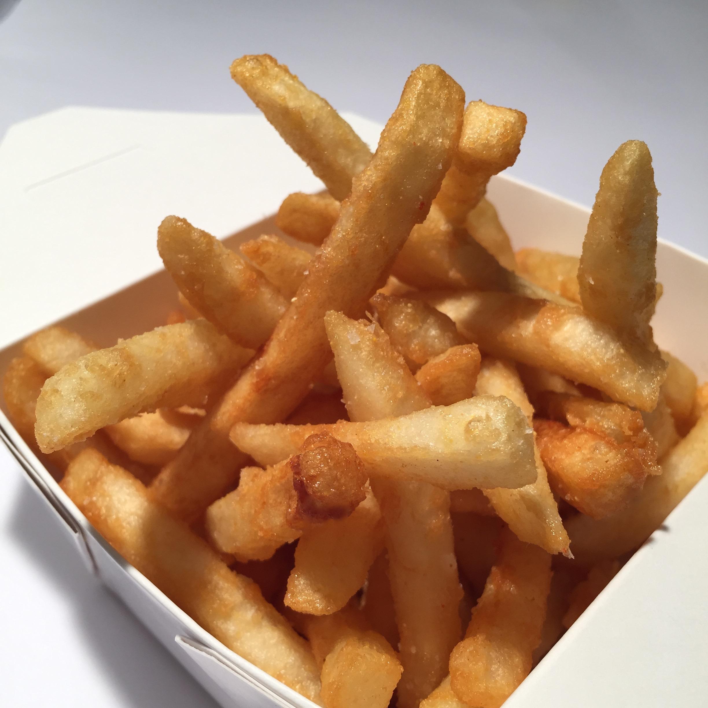 Odeon famous crispy frites