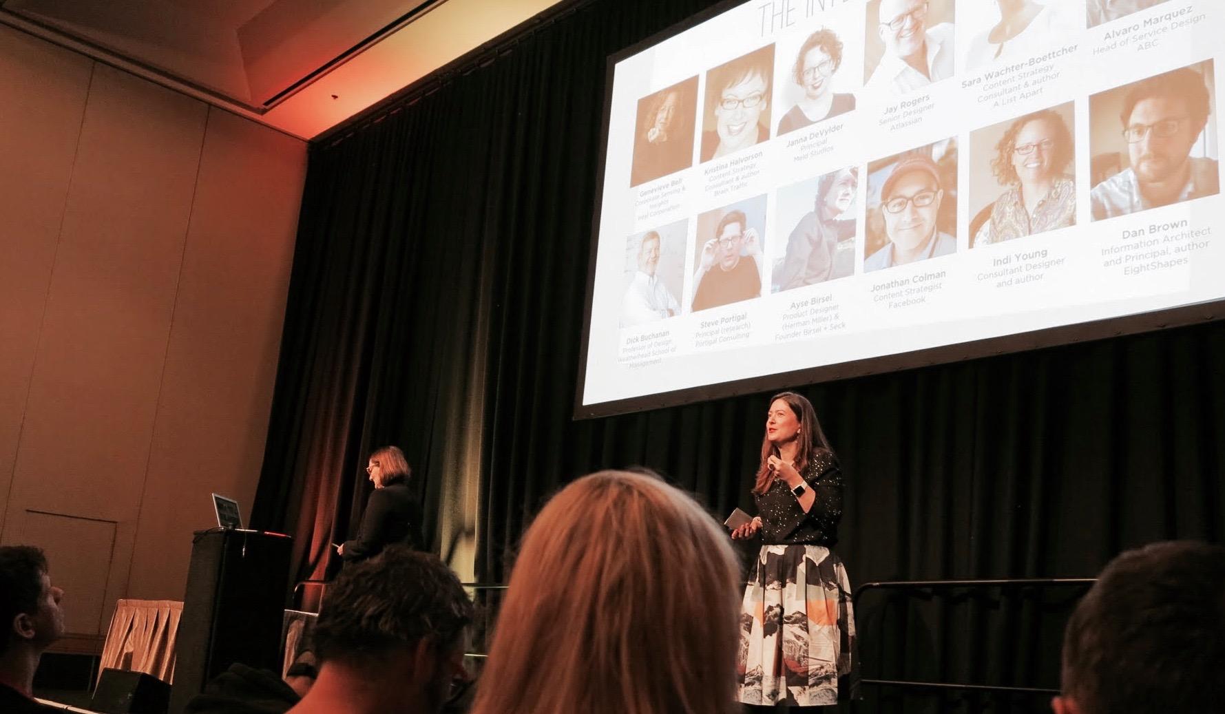 Presenting at UX Australia in August 2015 - Brisbane