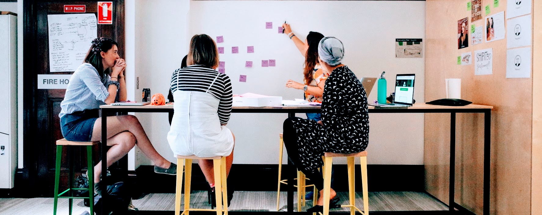 Facilitating winning Shipit project kick off at Atlassian