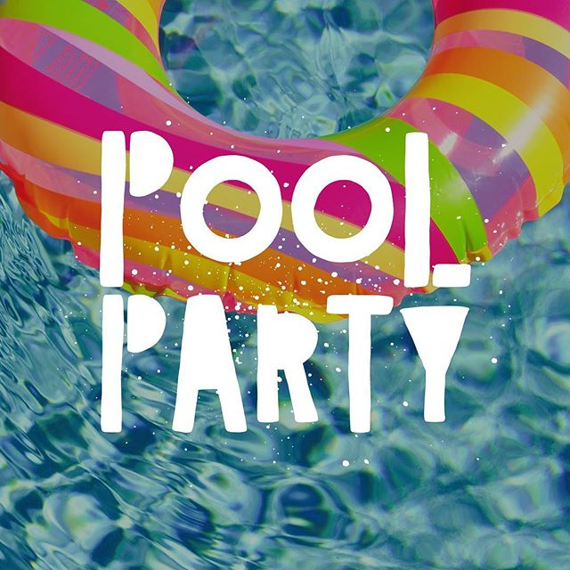 Did someone say pool party? Join us TONIGHT at Bubba Kooch's home to kick off summertime at 6pm. ☀️
