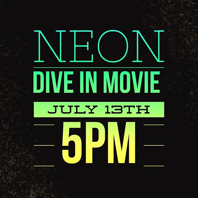 TOMORROW! Bring all the neon & glow in the dark things to the Royals pool starting at 5pm. Games, food, karaoke, movies, and the best part- community! Great opportunity to bring some friends, too. See you there ✌🏼