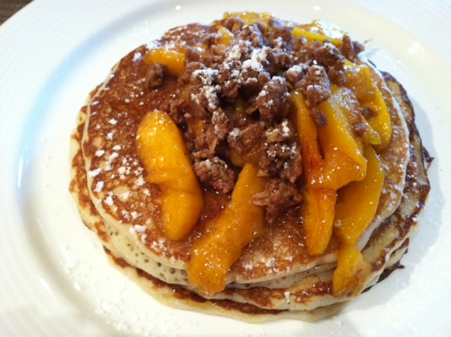 The best pancakes -EVER!
