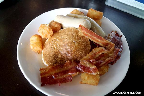 Amazingly Still - Sandbank International Breakfast Buffet
