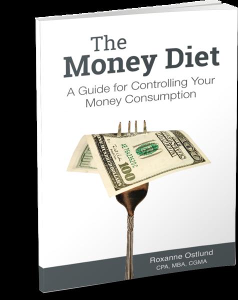 The Money Diet - Roxanne Ostlund