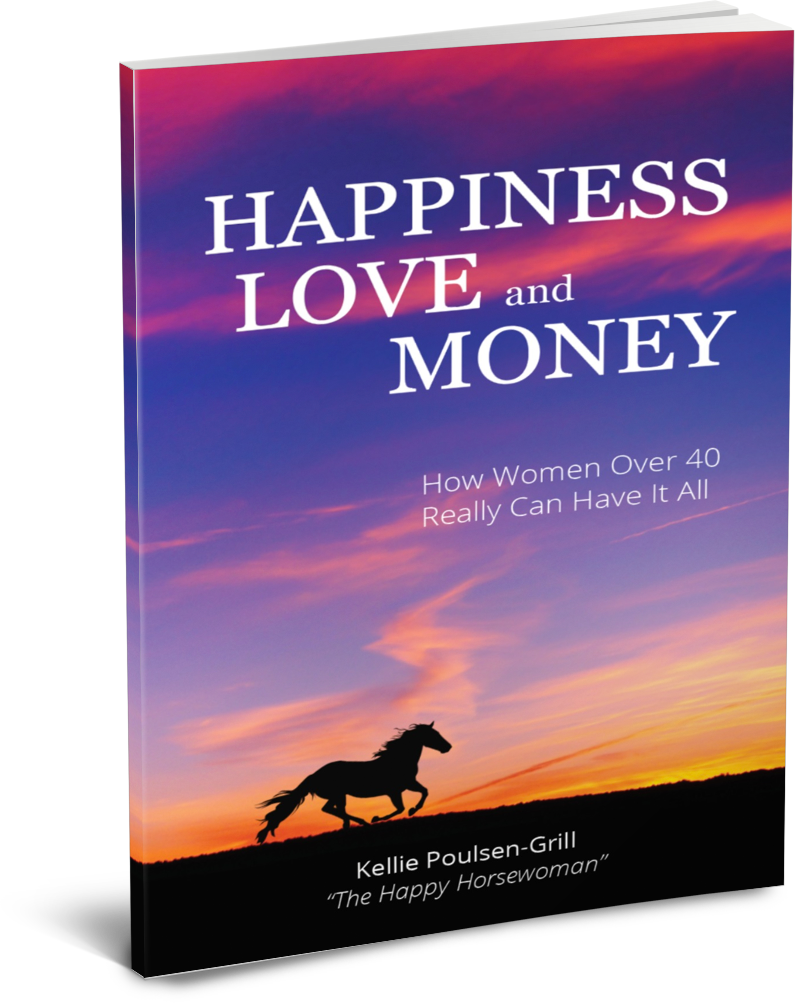 Happiness, Love and Money - Kellie Poulsen-Grill