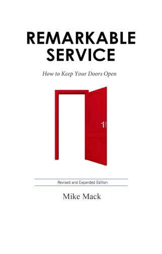 Remarkable Service by Mike Mack
