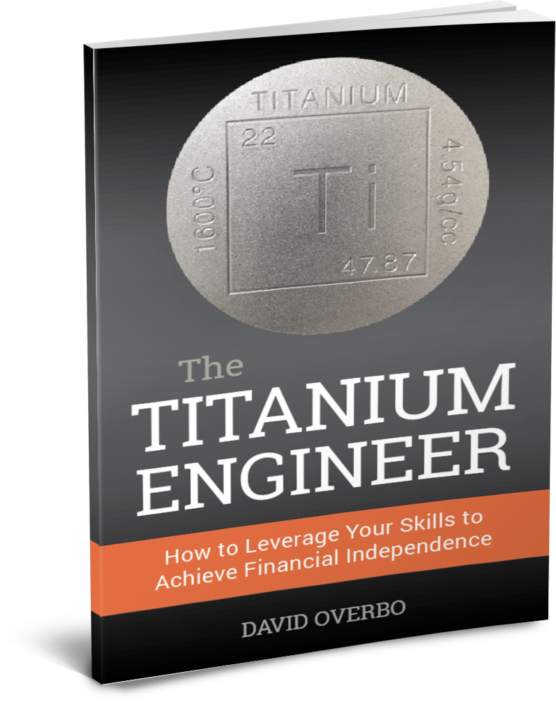 The Titanium Engineer by David Overbo