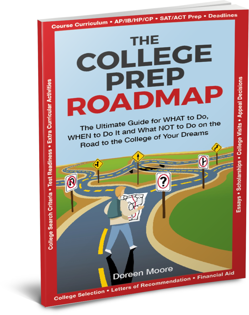 The College Prep Roadmap by Doreen Moore