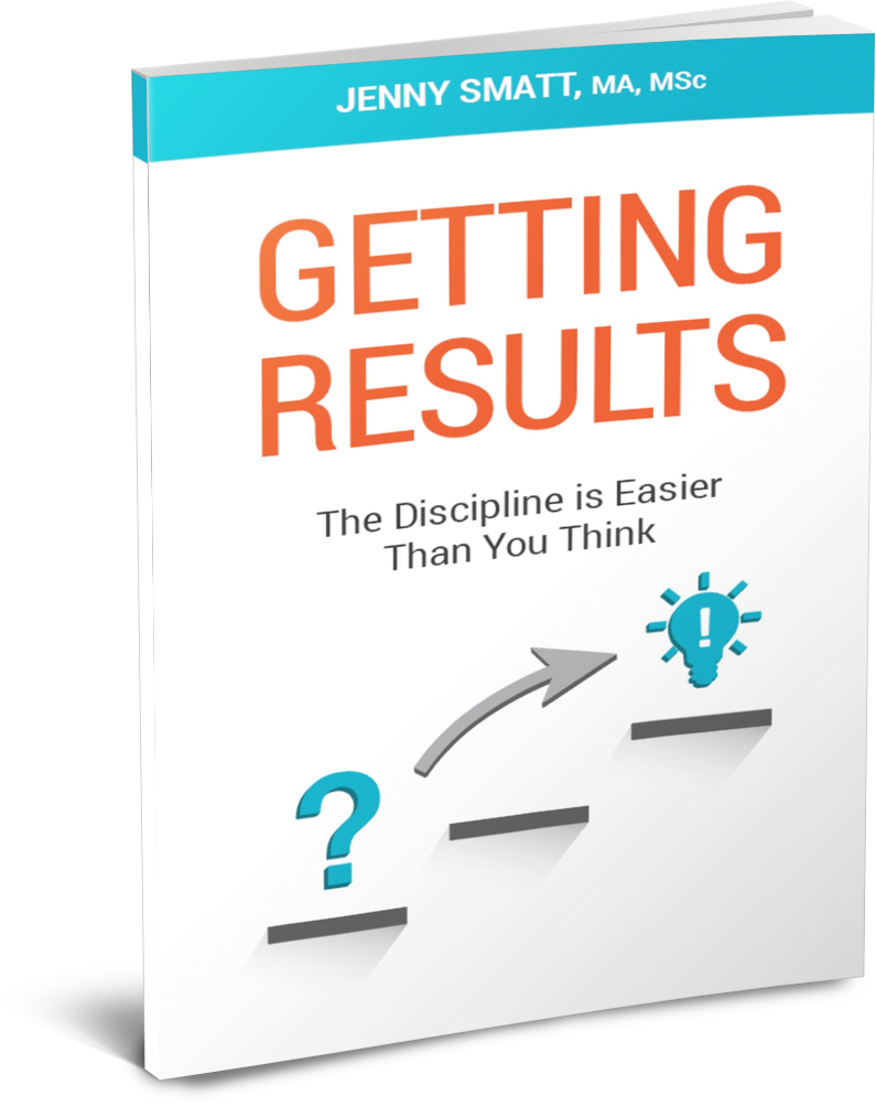 Getting Results by Jenny Smatt