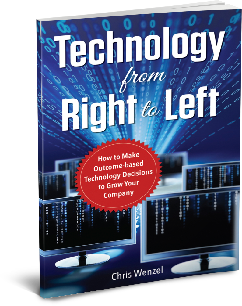 Technology from Right to Left by Chris Wenzel