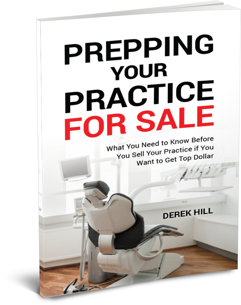 Prepping Your Practice For Sale by Derek Hill