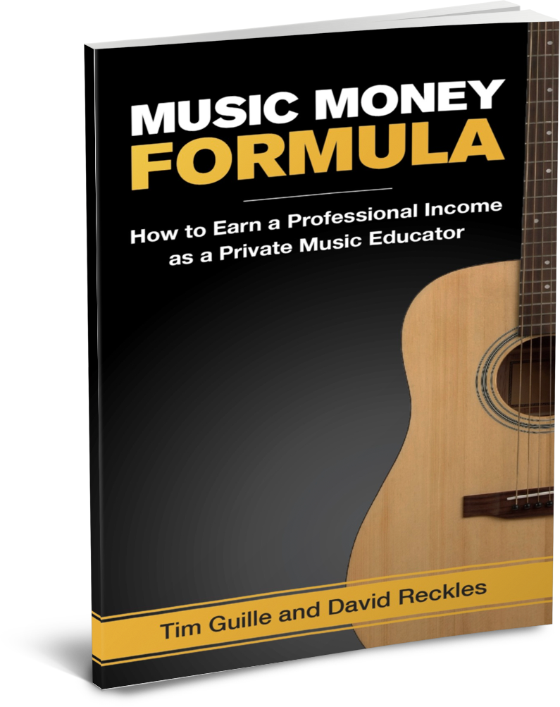 Music Money Formula by David Reckles and Tim Guille