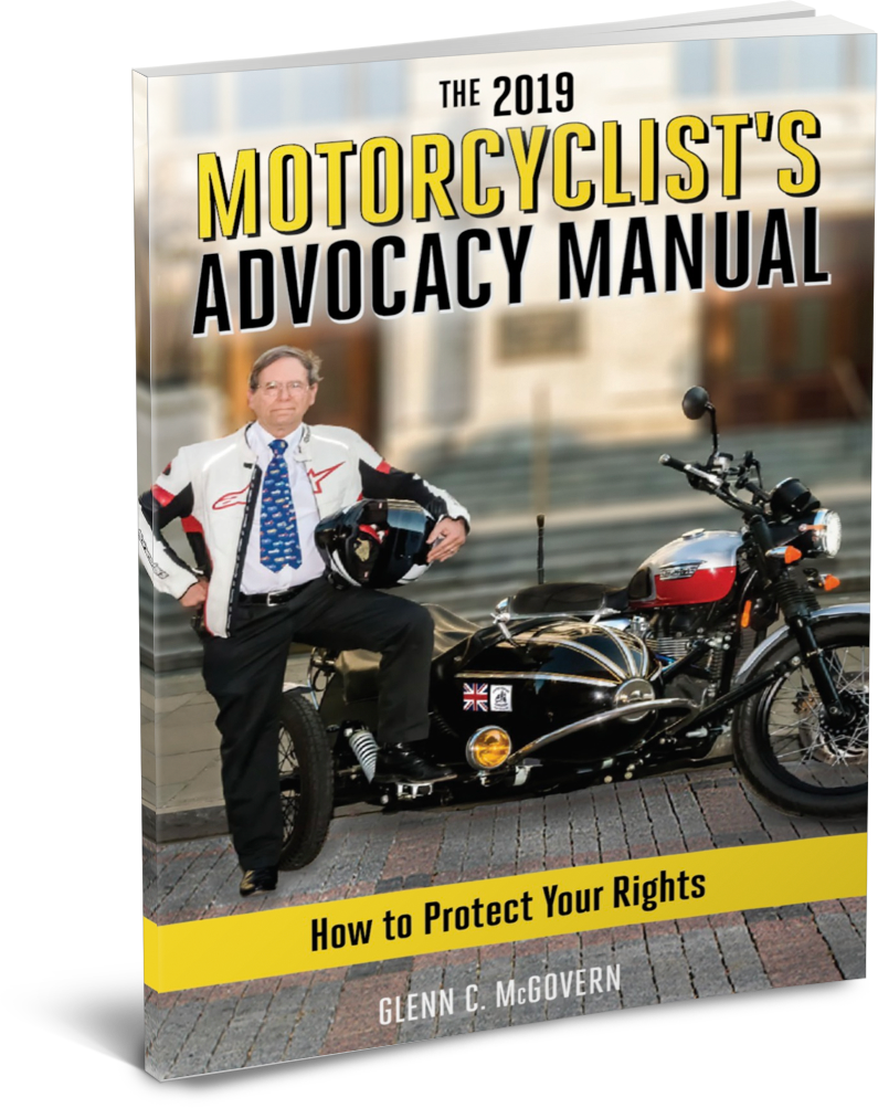 The 2019 Motorcyclist's Advocacy Manual