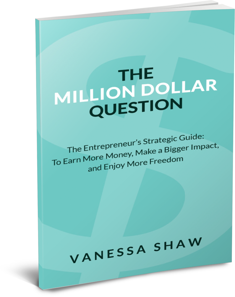 The Million Dollar Question by Vanessa Shaw