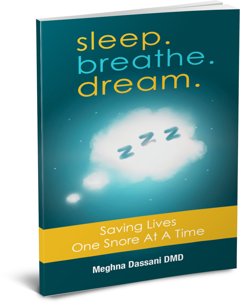 Sleep. Breathe. Dream. by Meghna Dassani