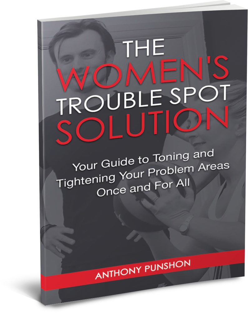 The Women's Trouble Spot Solution by Anthony Punshon