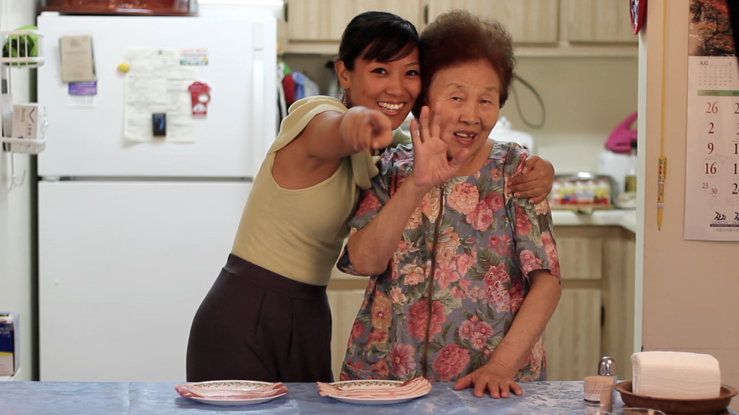 Cooking with Granny - Granny - Production Still 2.jpg