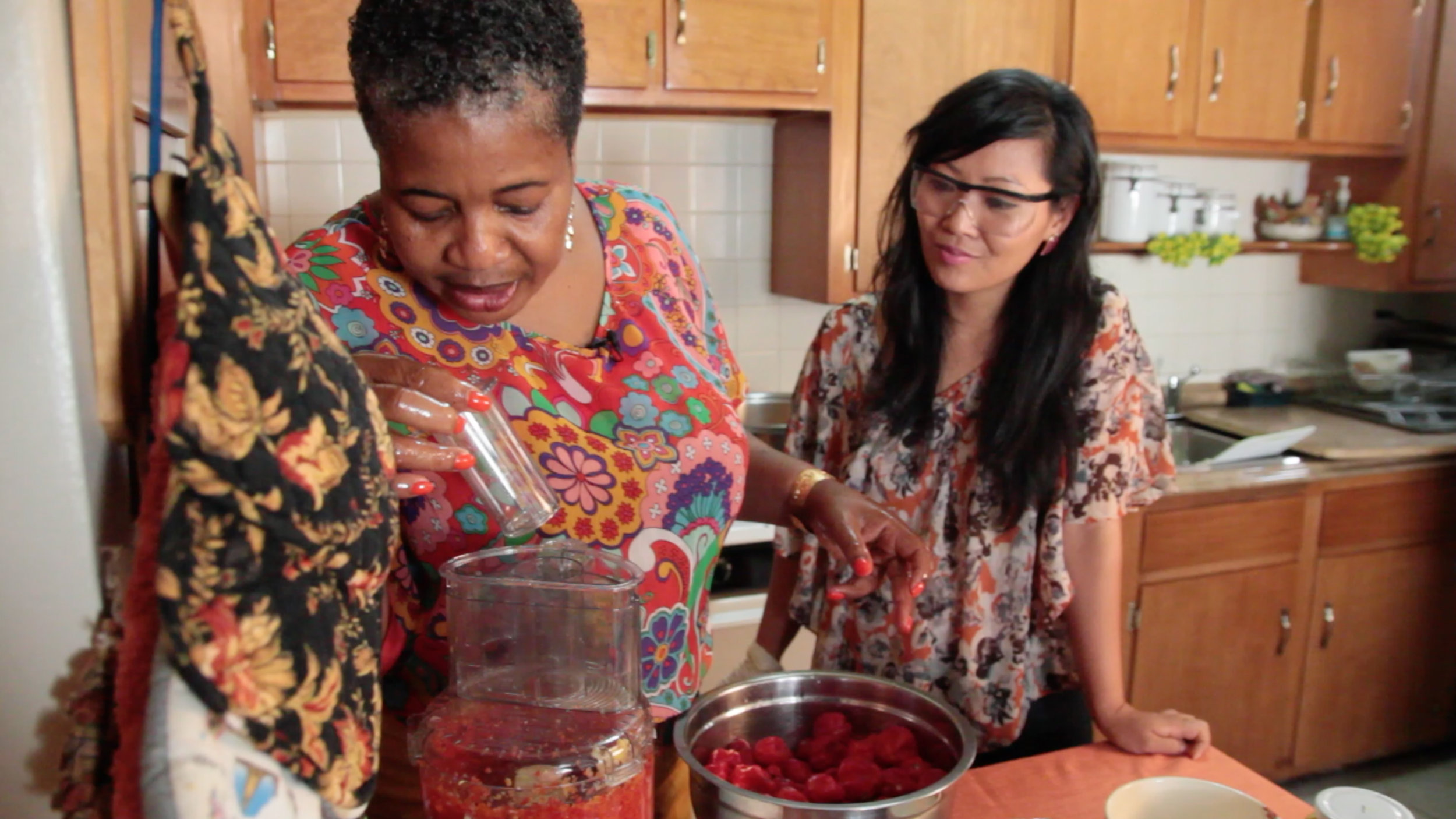 Cooking with Granny - Louisa - Production Still 1.jpg