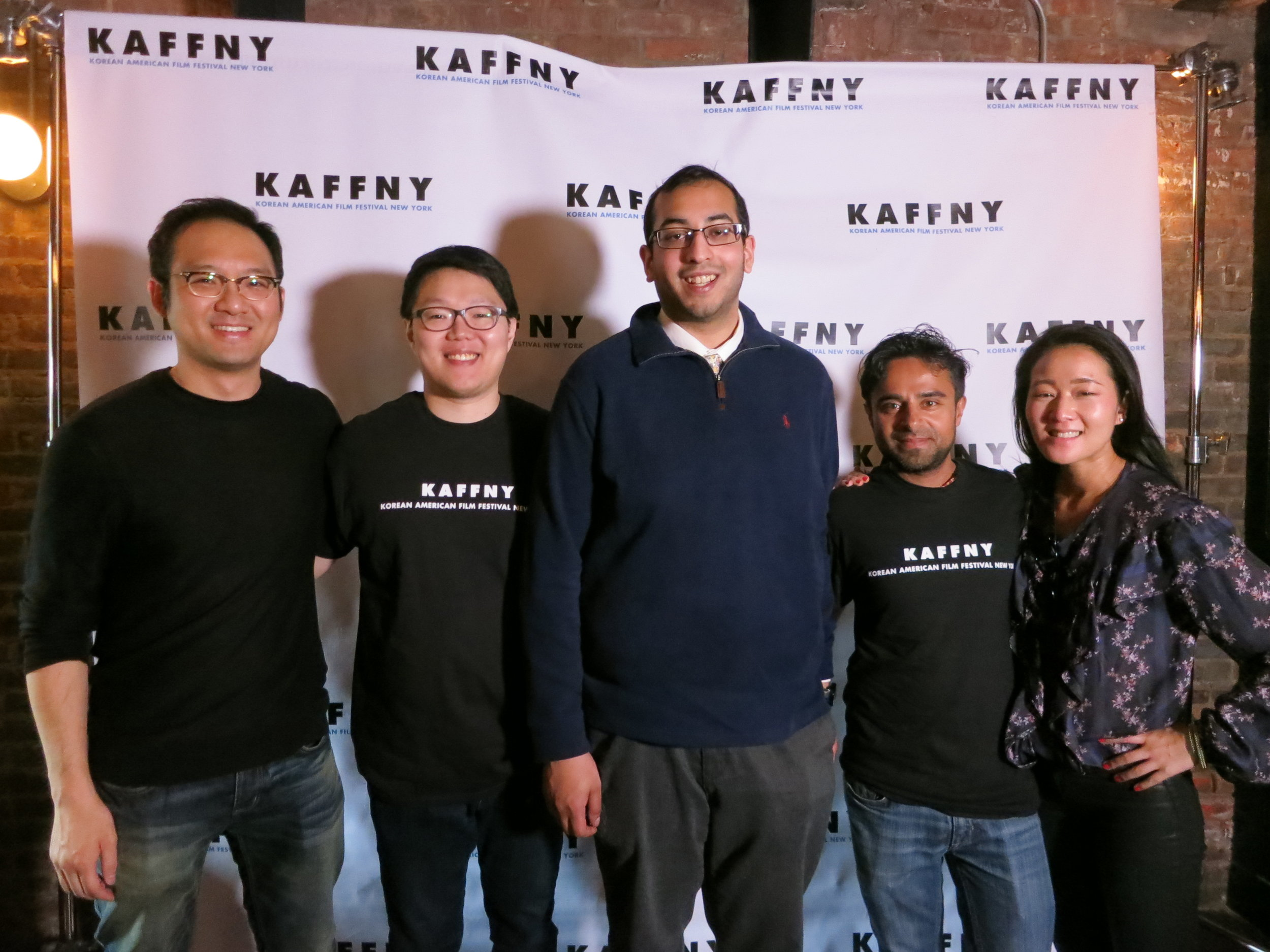 Thank you! From the Staff of KAFFNY 2017