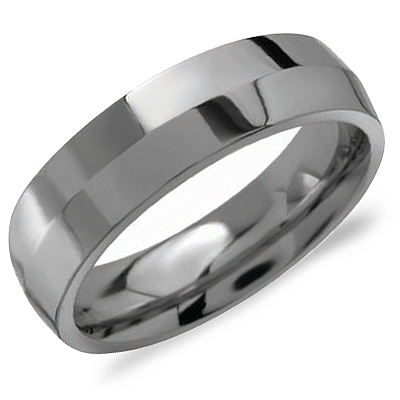 Titanium From Crown Ring
